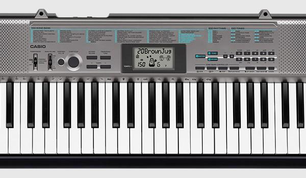 Teclado Casio Ctk-1300