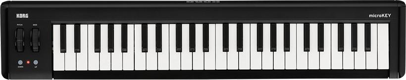 TECLADO CONTROLADOR KORG MIDI-USB MICROKEY2-49