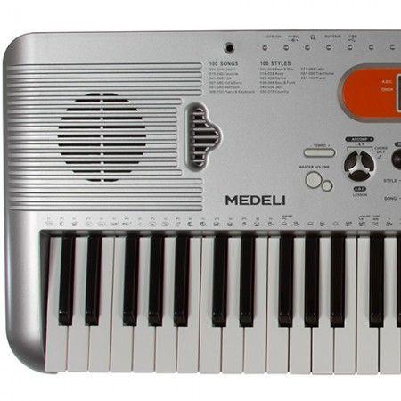 Teclado Medeli M5 Com Teclas Sensitivas