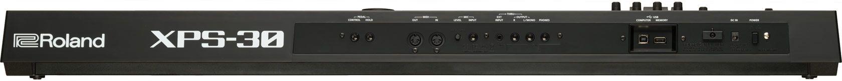 Teclado Roland Xps 30 Sintetizador 61 Teclas.