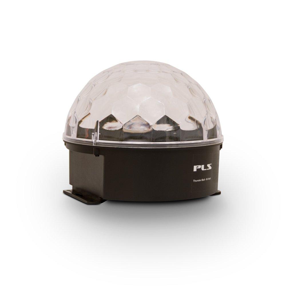 Thunder Ball Bivolt - PLS Bola Magica 82 raios de luz com diversos efeitos e strobo.