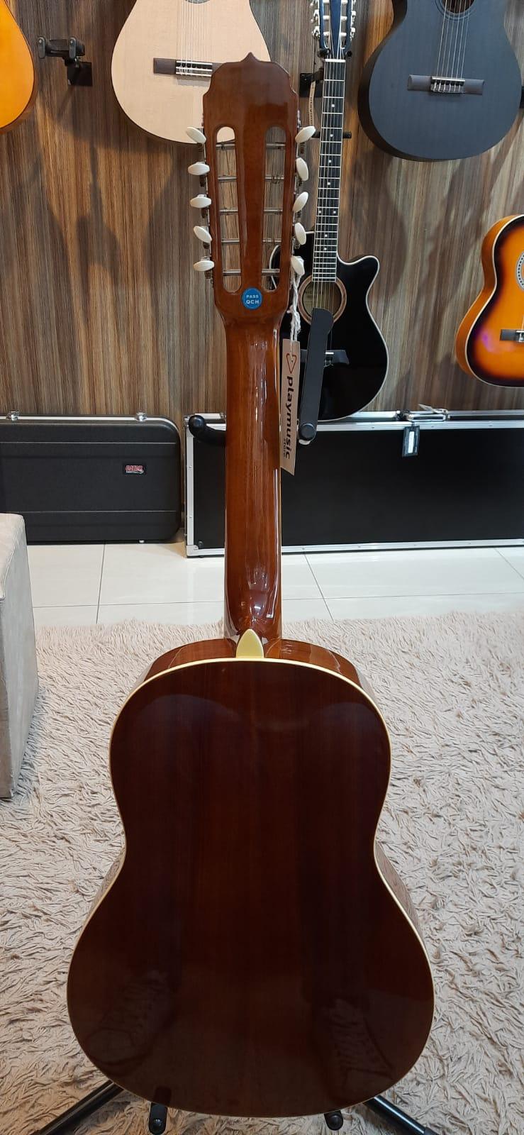 Viola Caipira Acústica Clássica PHX VL-88N