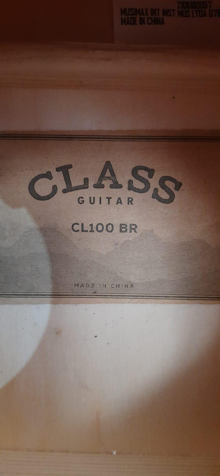 Violão Class Nylon Acústico Cl100BR