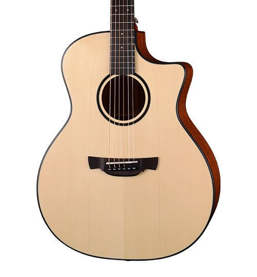 Violão Crafter Eletroacustico KGXE 650 ABLE Natural fosco