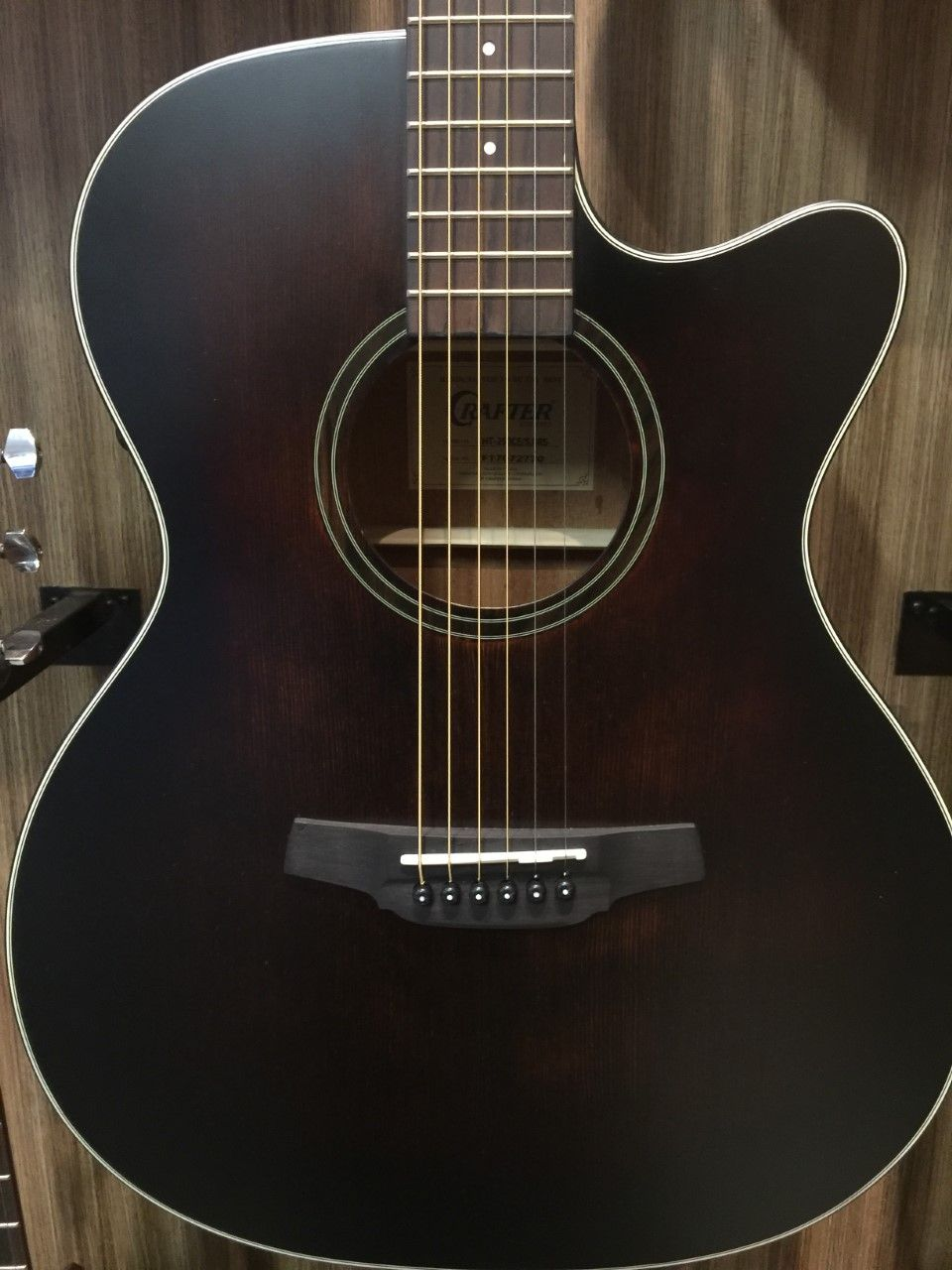 Violao Crafter HT-250CE/S BRS