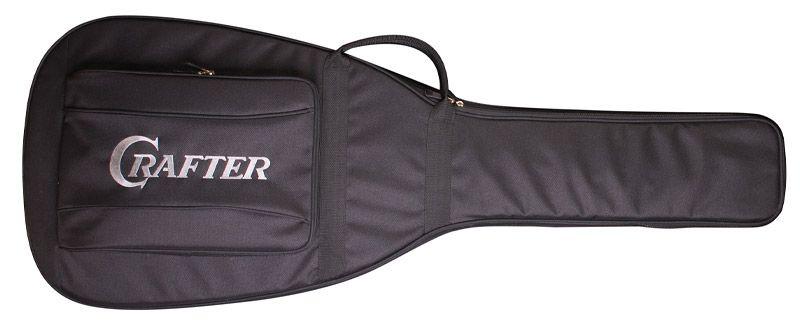 Violão Crafter Nylon Lite SNT-CE Cutway com Bag Natural Fosco