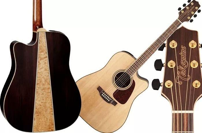 Violão Elétrico Aço Folk Takamine Gd 93ce