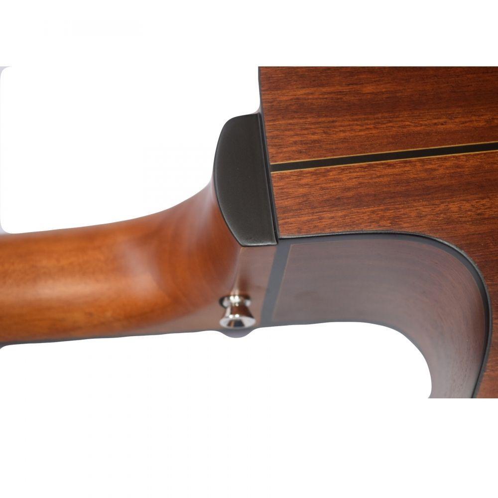 Violão Elétrico Aço Strinberg Sd200 Mahogany Fosco