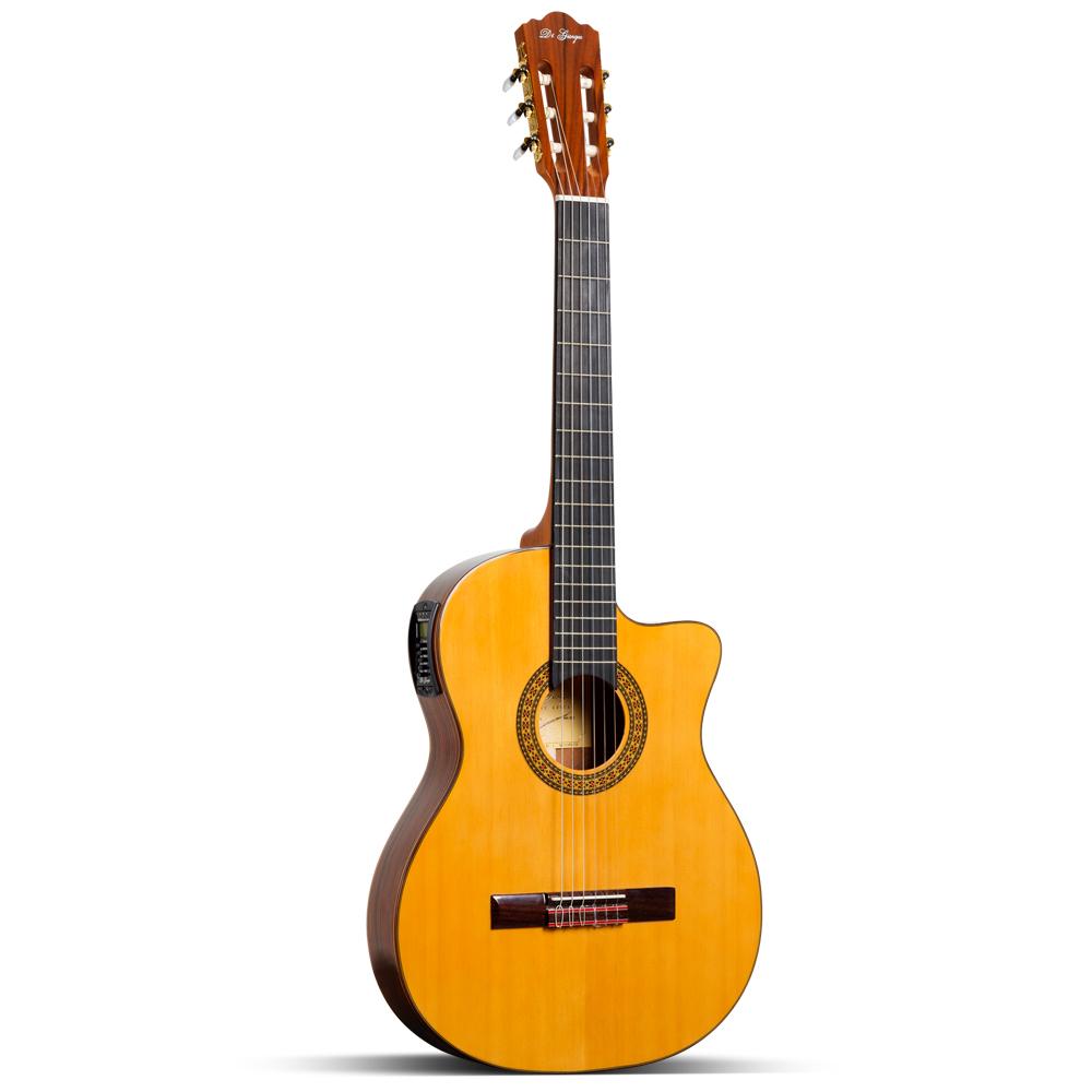Violão Elétrico Acustico Digiorgio Flat Talent-2