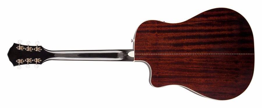 Violao Fender 096 8630 - Wayne Kramer Royal Tone Dreadnought Ce Vintage Sunburst