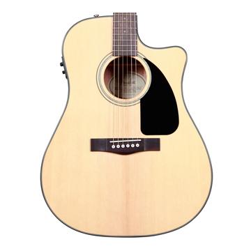 Violão Folk Fender CF 60 CE Cutway Eletroacoustic com HardCase