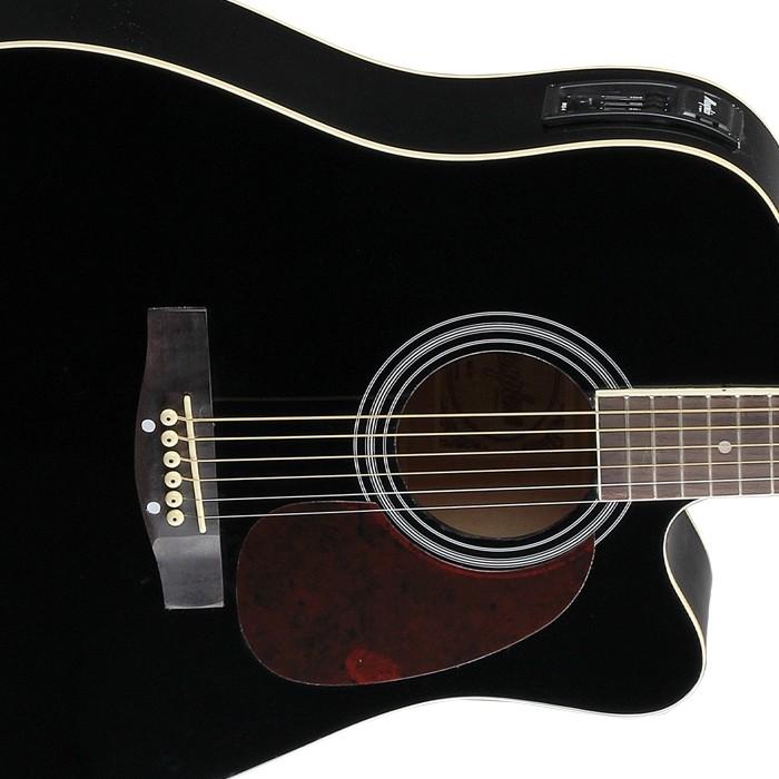 Violão Tagima Memphis New Ac60 Nylon Elétrico Com Afinador - Preto