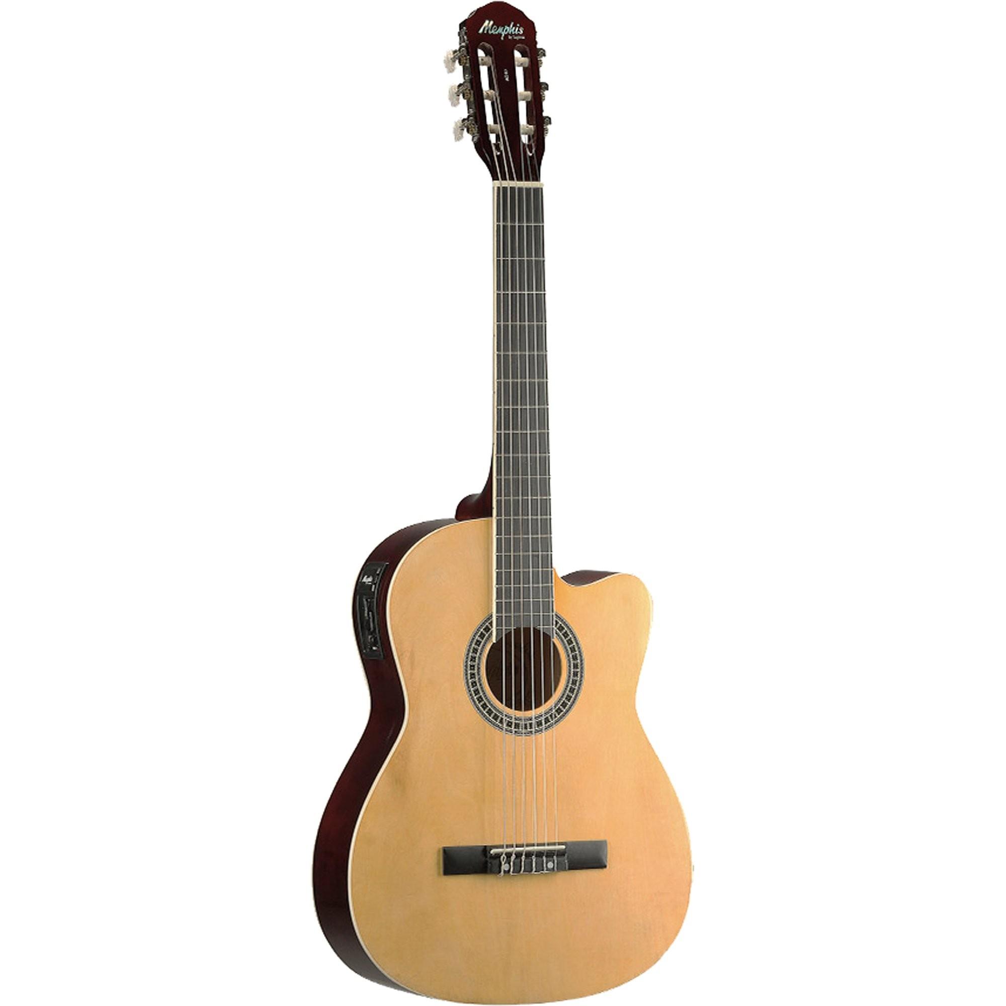 Violão Elétrico Tagima Memphis Nylon AC60 NA
