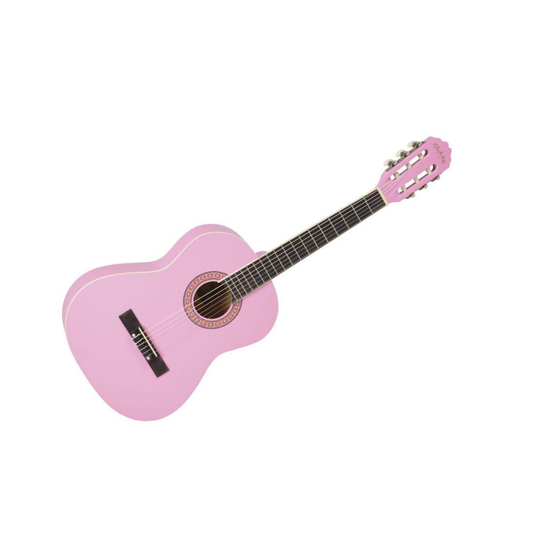 Violão Nylon Infantil 3/4 Class CL36 Pink