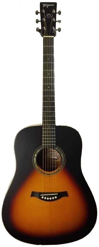 Violão Tagima Eletro-Acústico TW25 Woodstock Acoustic Series DS