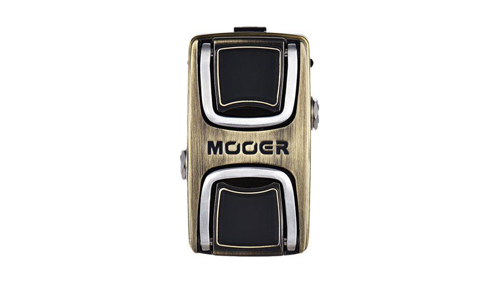 WCW1 – Mini Pedal de Wah The Wahter Mooer