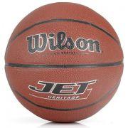 Bola de Basquete Wilson Jet Heritage Couro Oficial