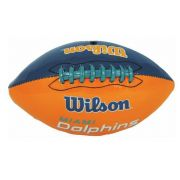 Bola de Futebol Americano NFL Miami Dolphins - Wilson