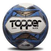 Bola de Futebol de Campo Slick II Azul - Topper