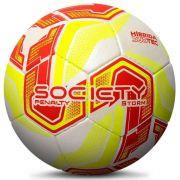 Bola de Futebol Society Penalty Storm DT X