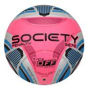 Bola de Society Penalty Se7e R3 KO IX Rosa