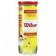Bola de Tênis Championship Extra Duty TUBO COM 3UN - Wilson