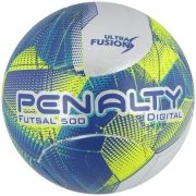 Bola Futsal Digital 500 Ultra Fusion VII - Penalty
