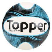 Bola Futsal Topper Slick II Azul