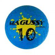 Bola Iniciação de Borracha Magussy Tamanho 10