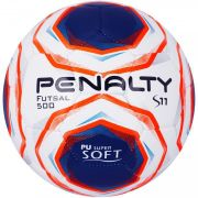 Bola Penalty Futsal S11 R2 X Super Soft