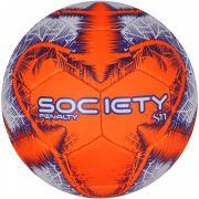 Bola Society Penalty S11 R4 IX Laranja