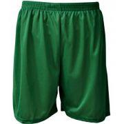 Calção Para Futebol Verde Adulto - Kanga Sport