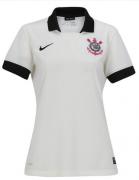 Camisa Corinthians Feminina Polo S/Nº Tamanho P - Nike