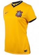 Camisa Corinthians Feminina III - Nike