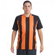 Jogo de Camisa Modelo Milan 18 Unidades Ref 5717