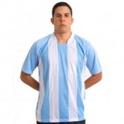 Jogo de Camisa Modelo Milan 20 Unidades Ref 5723