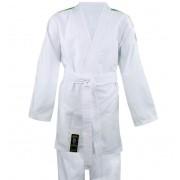 Kimono de Judô Adulto Shogum Simples - Cor Branco