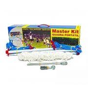 Kit de Vôlei Oficial Portátil - Master Rede