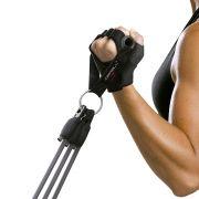 Luva de Musculação Cepall em Neoprene - Adulto Tamanho M