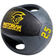 Medicine Ball  Com Pegada  - Pretorian