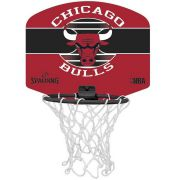 Micro Mini Tabela de Basquete Spalding NBA Chicago Bulls
