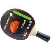Raquete Tênis de Mesa Alpha Lazer 1 - Gold Sports