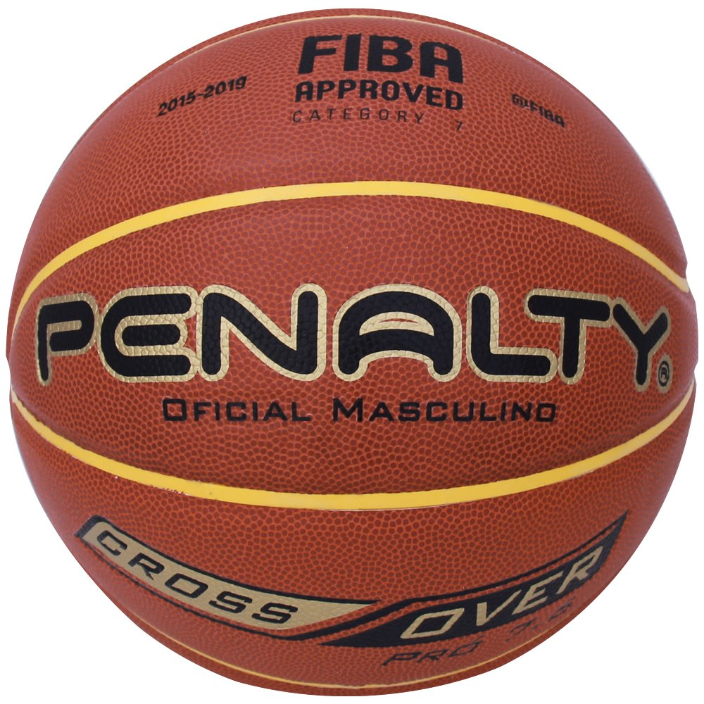 Bola Basquete 7.6 Crossover VIII - Penalty