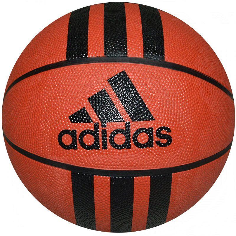 Bola Basquete Adidas 3 Stripe 29.5  - ESTAÇÃO DO ESPORTE