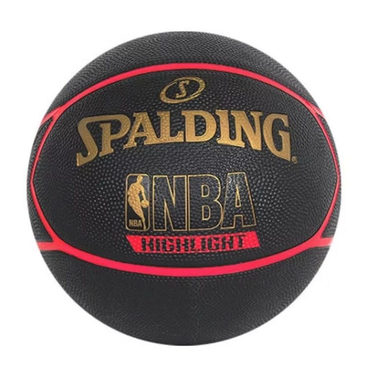 Bola Basquete NBA Highlight Red - Spalding