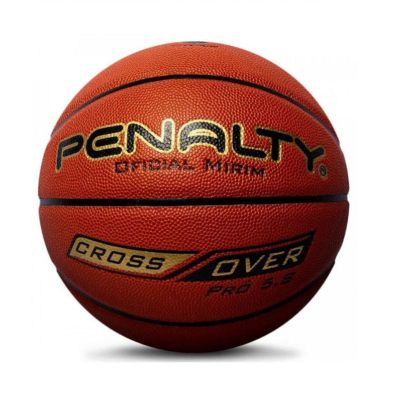 Bola Basquete Penalty Pró 5.8 Crossover X Mirim