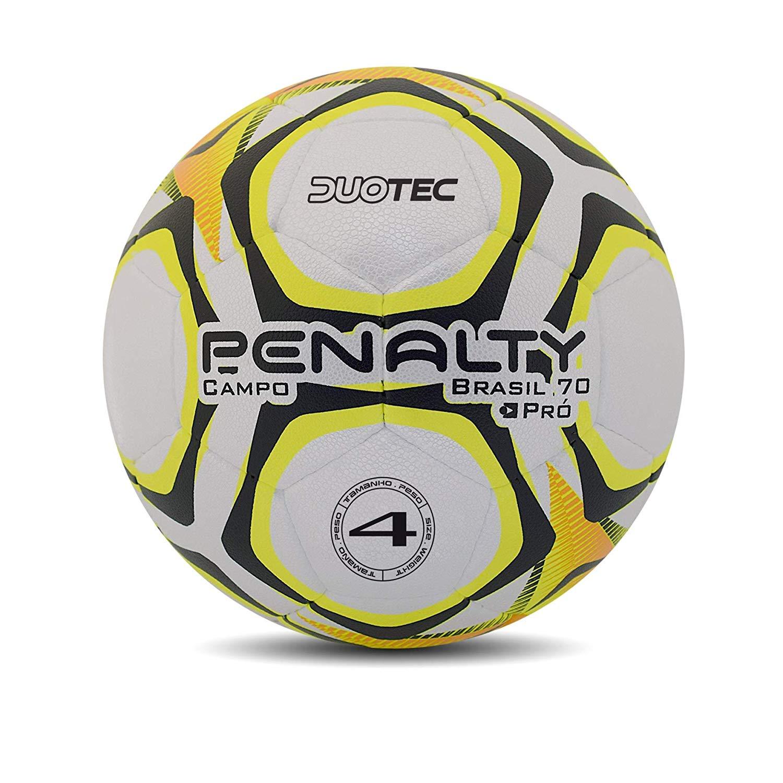 Bola Campo Infantil/Juvenil Penalty Brasil 70 Pró N4 IX