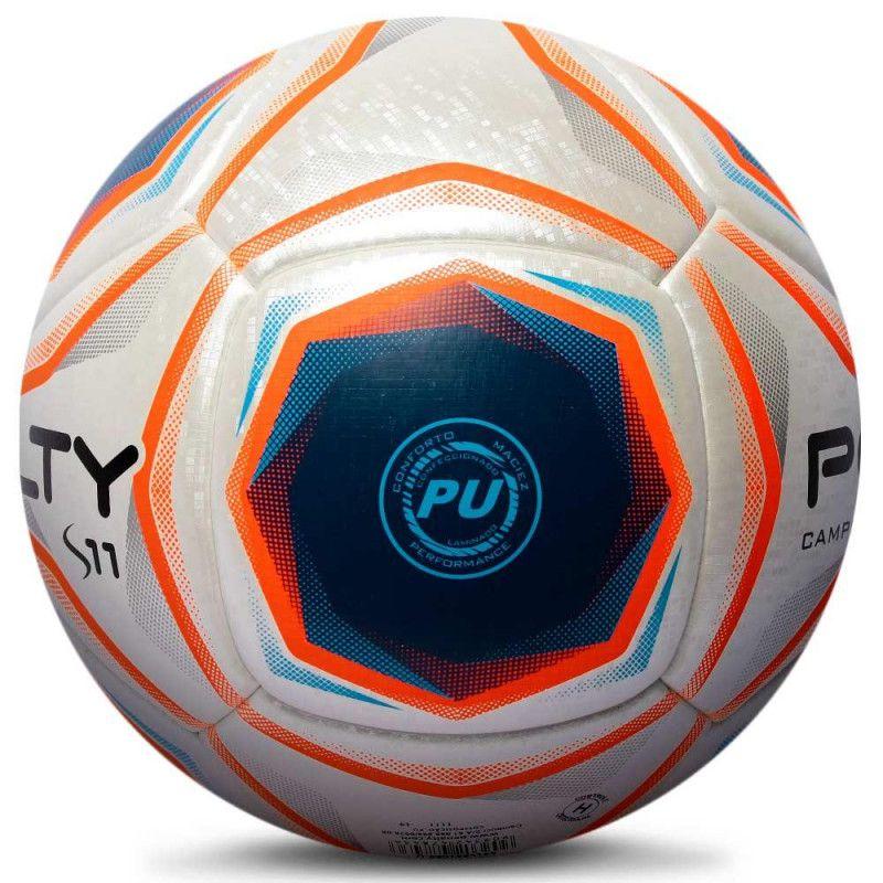 Bola Campo Penalty S11 R1 X Branco Azul