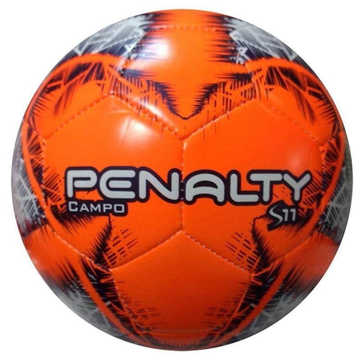 Bola Campo Penalty S11 R6 IX Laranja
