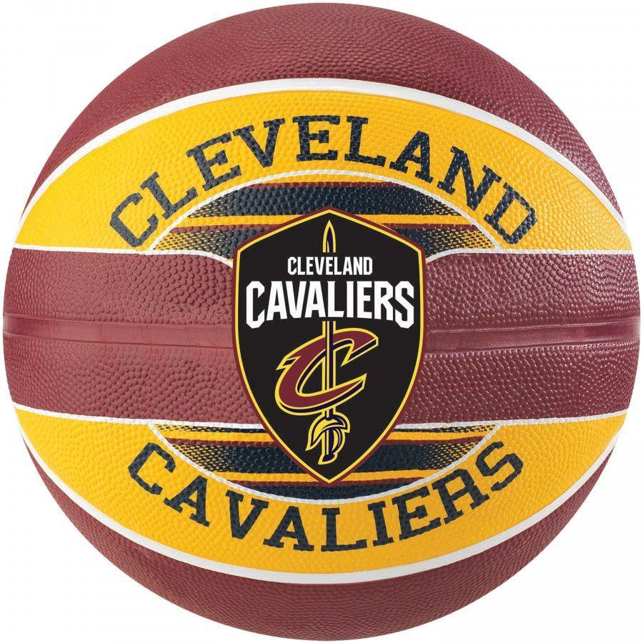 Bola de Basquete NBA Cleveland Cavaliers Team - Spalding - ESTAÇÃO DO  ESPORTE ... c3be026f763d4